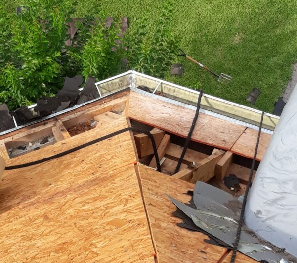 Roofing Installation – Houston, TX
