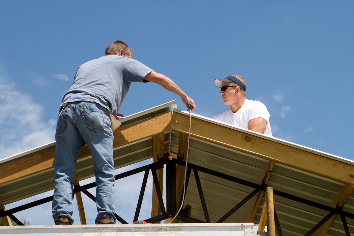 The Durability of Standing Seam Metal Roofing